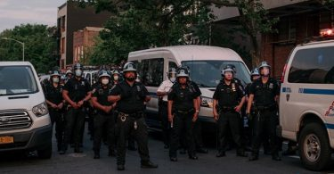 New York May Cut $1B From NYPD
