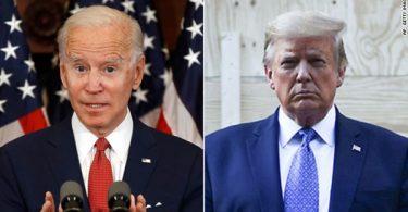 Biden Calls Trump America's First 'Racist' President