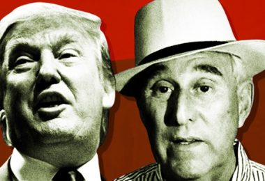 Trump's Confidant Roger Stone Trying To Rig Election