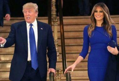 "Melania Trump's ""Marriage"" To Donald Trump Called 'Transactional'"