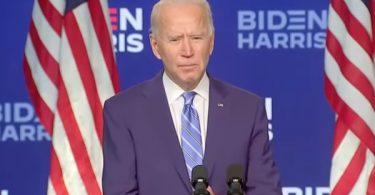 Joe Biden: 'No One Is Going To Take Our Democracy Away'