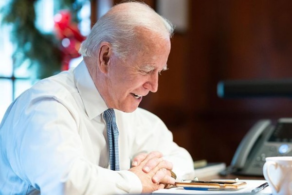 President-elect Joe Biden Pushing For $2000 Stimulus Checks