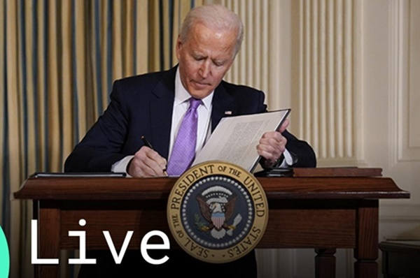 "Biden Creates Task Force for Separated Families, Deads Trump ""Zero Tolerance"" Border Crackdown"