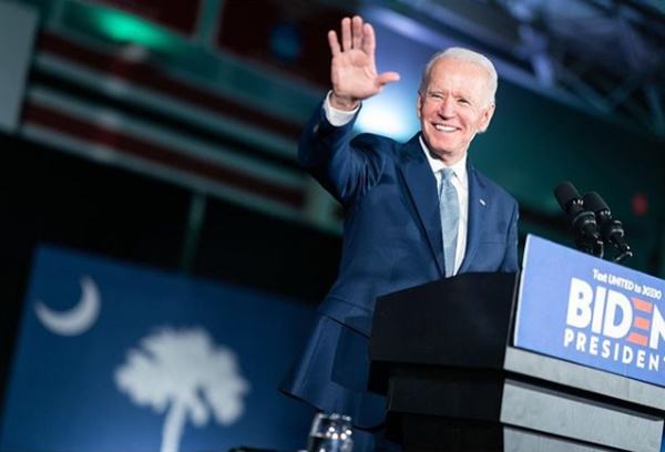 Here's Where Biden's $1,400 Stimulus Checks Are