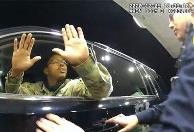 U.S. Army Lieutenant Nazario Pepper-Sprayed + Attacked By White Cops
